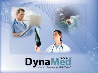 Why is  DynaMed  Needed?