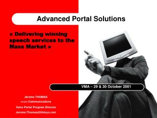 Advanced Portal Solutions