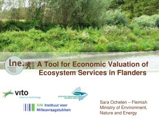 A Tool for Economic Valuation of Ecosystem Services in Flanders
