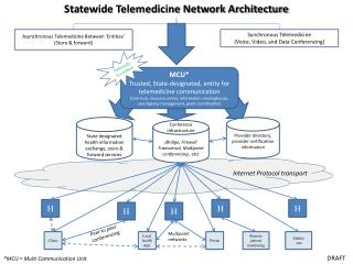 Synchronous Telemedicine (Voice, Video, and Data Conferencing)
