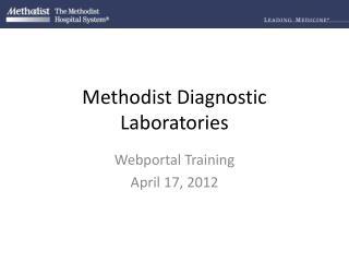 Methodist Diagnostic Laboratories