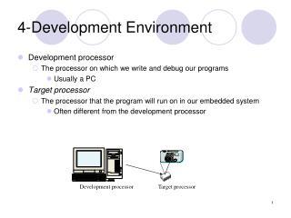 4-Development Environment