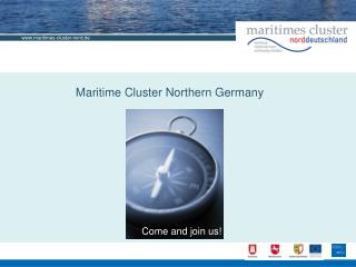 Maritime Cluster Northern Germany