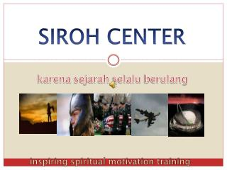 inspiring spiritual motivation training