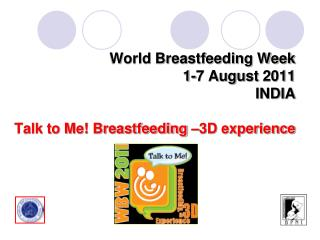 Optimal Infant Feeding practices includes