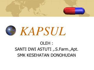 KAPSUL