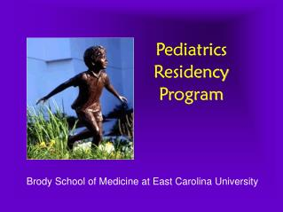 Pediatrics Residency Program