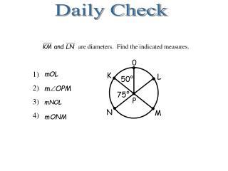 Daily Check