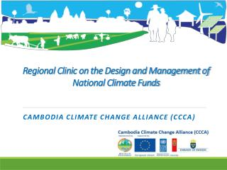 Regional Clinic on the Design and Management of National Climate Funds