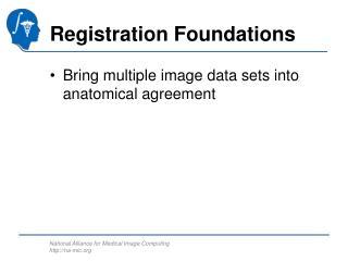 Registration Foundations