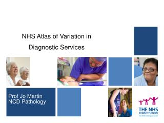 NHS Atlas of Variation in Diagnostic Services