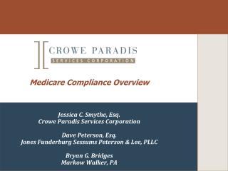 Medicare Secondary Payer Statute (MSP)