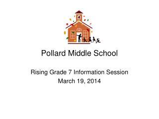 Pollard Middle School