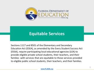 Floridas 21st CCLC Program Evaluation Unit