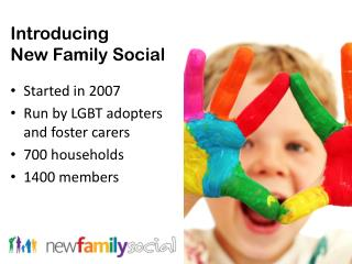 Introducing  New Family Social