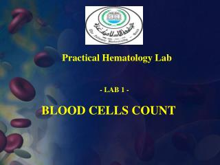 Blood  CELLS COUNT
