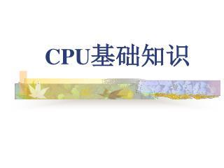 CPU ????