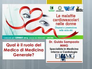Qual è il ruolo del Medico di Medicina Generale?