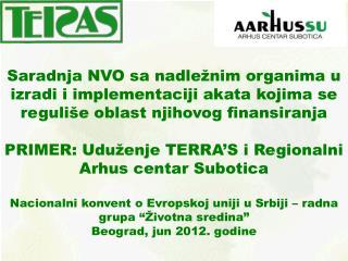 PREREGISTRACIJA 2010. – APR NEMA EVIDENCIJE O EKO NVO SRBIJA -1500 – Ekološki pokret Odžaka