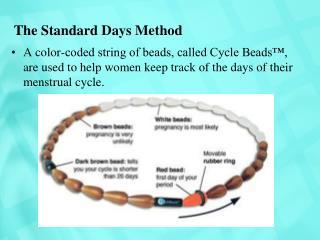 The Standard Days Method