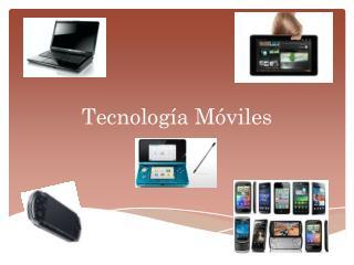 Tecnología  Móviles