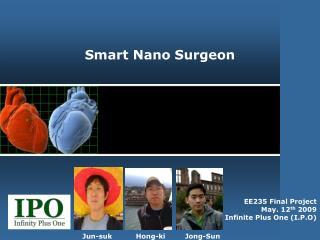 Smart Nano Surgeon