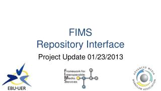 FIMS Repository Interface