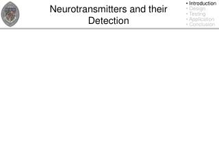 Neurotransmitters and their Detection