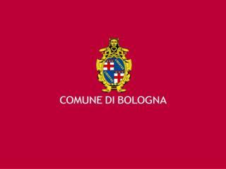 COMUNE DI BOLOGNA POLITICHE ABITATIVE