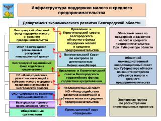 ОГБУ  «Белгородский  региональный  ресурсный  инновационный центр»