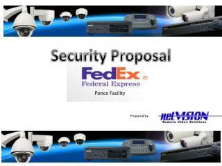 Security Proposal