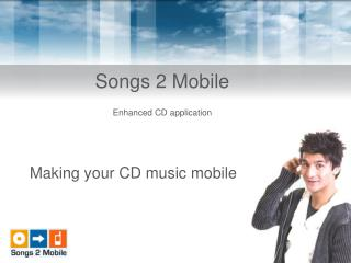 Making your CD music mobile