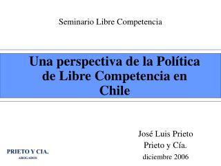Seminario Libre Competencia