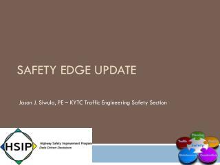 Safety Edge Update