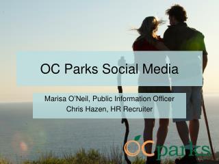 OC Parks Social Media