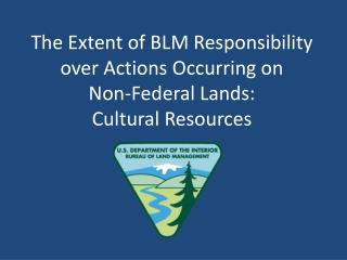 Proposed Projects on Non-Federal Lands