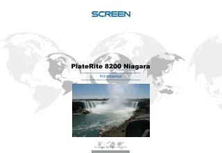 PlateRite 8200 Niagara