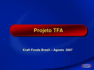Projeto TFA