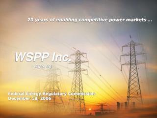 WSPP Inc.  wspp