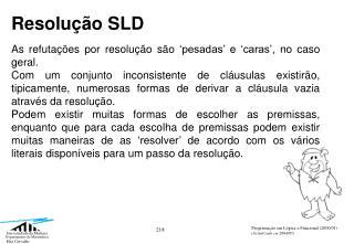 Resolução SLD