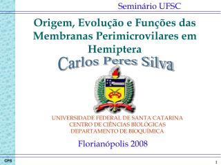 Carlos Peres Silva