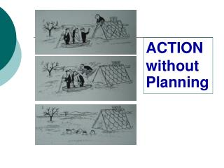 ACTION without Planning