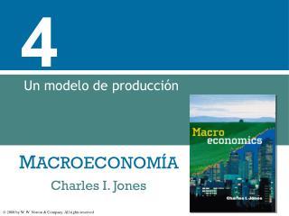 Un modelo de producción