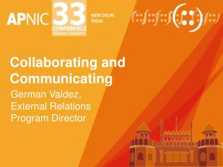 Collaborating and Communicating