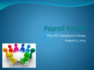 Payroll Forum
