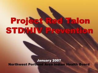 Project Red Talon STD/HIV Prevention