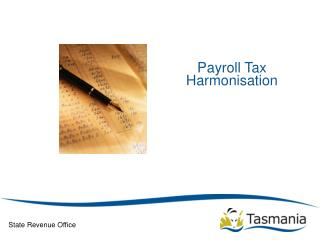 Payroll Tax Harmonisation