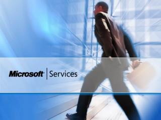 Возможности и предложения  Microsoft Services