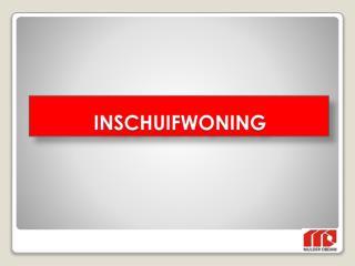 INSCHUIFWONING
