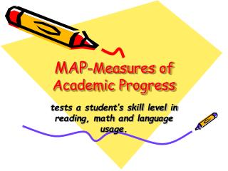 MAP -Measures of Academic Progress